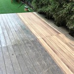 deck before - after